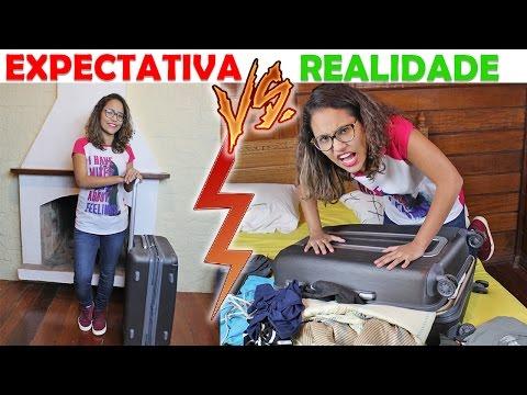 EXPECTATIVA VS REALIDADE KIDS FUN