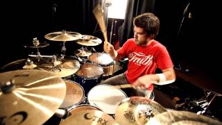 Cobus - Skrillex - Equinox (First Of The Year) (Drum Cover)
