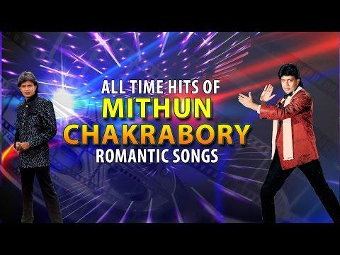 All Time Hits Of Mithun Chakraborty   Bollywood Romantic Songs   Jukebox (Audio)