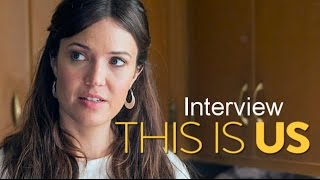 Mandy Moore Talks Shocking Death Spoilers - This Is Us
