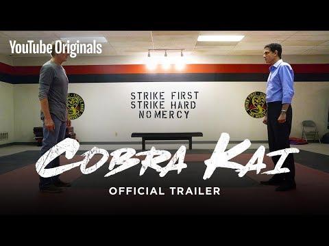 Xxx Mp4 Official Cobra Kai Trailer The Karate Kid Saga Continues 3gp Sex