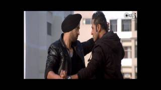Gippy & Diljit Intro Scene - College Gang War - Jihne Mera Dil Luteya - Movie Scenes