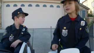 Sidewalk Cops Episode 2 - The Cell Phoner