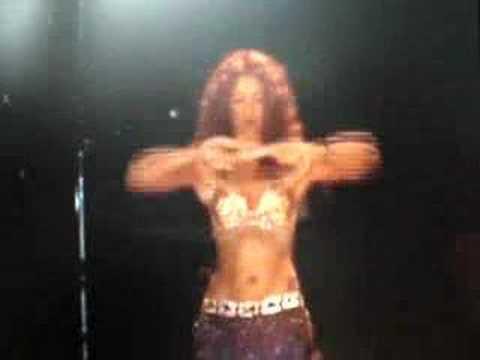 Shakira Baile de la Cuerda
