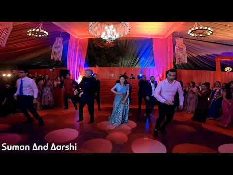 Indian Wedding Dance || Choreography By Suman And Aarshi || Bollywood Song.