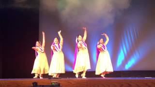 Nain Se Naino Ko Mila | Nartan Alumni | Nritya Rachana 2017