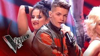 Jamie Miller performs 'What Do You Mean?': The Final | The Voice UK 2017
