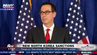 FNN 9/21/17: Mexico earthquake survivor search, Harvey Recovery Efforts, N. Korea Sanctions