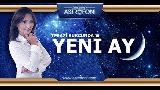Terazi Burcunda Yeniay 19 Ekim 2017, Astroloji, Burçlar, Astrolog Demet Baltacı