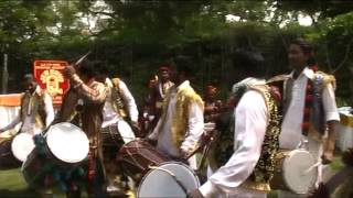 31 Playing Dhol Dhamal