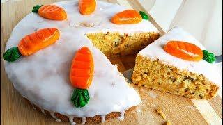 Carrot Cake | کیک زردک