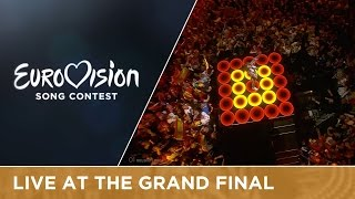 LIVE - Laura Tesoro - What's The Pressure (Belgium) at the Grand Final