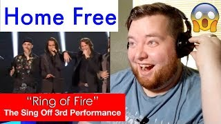 Home Free | The Sing Off 3rd Performance