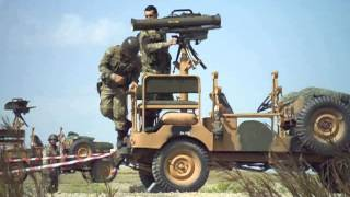 Milan Antitank Missile (Northern Cyprus)