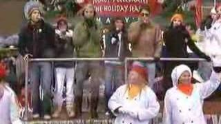RBD at 2006 NY Macy's Thanksgiving Parade