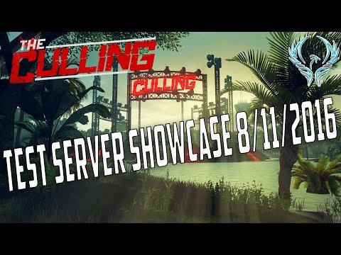 The Culling Man Tracker Get's The Run's Update Showcase 8/11/2016 *Fixed & Reuploaded