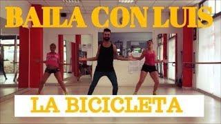 LA BICICLETA Carlos Vives ft. Shakira   BAILA CON LUIS   CHOREOGRAPHY 2016 + Tutorial