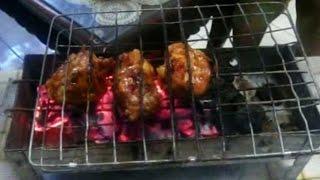 Cara Memasak dan Resep Ayam Bakar Bumbu Pedas