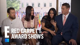 Nikki Bella Accidentally Announces Wine Launch | E! Live from the Red Carpet