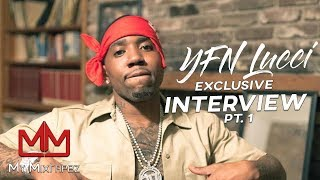 YFN Lucci ' You have to go back and talk to the hood and they'll love you forever