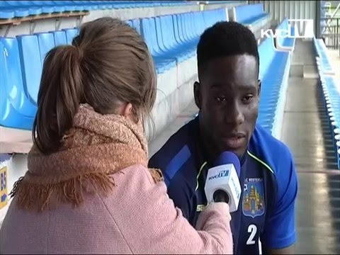Interview met Mitch Apau (voorbeschouwing KVCW - KV Mechelen)
