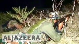 Kashmir unrest: Attack on Indian military base