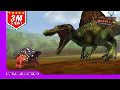 Dinosaurs Battle s1 GD5