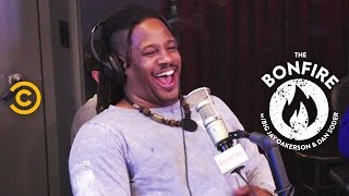 Analyzing the Eggplant Emoji's Significance (feat. Baron Vaughn, Open Mike Eagle & Ricky Velez)