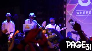 August Alsina Brings Out K Michelle @SOBs | Testimony Release Concert