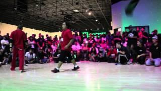 Stretch vs Aira vs Charles   Power Move Exhibition Battle   Sactown Underground 4