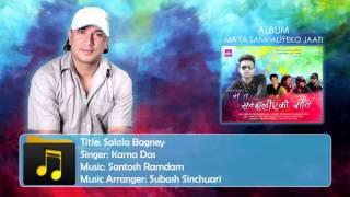 Salala Bagney by Karna Das | Nepali Christian Song
