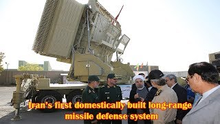 Iran's Homegrown Missile Defense System 'Bavar-373' Completes Initial Tests