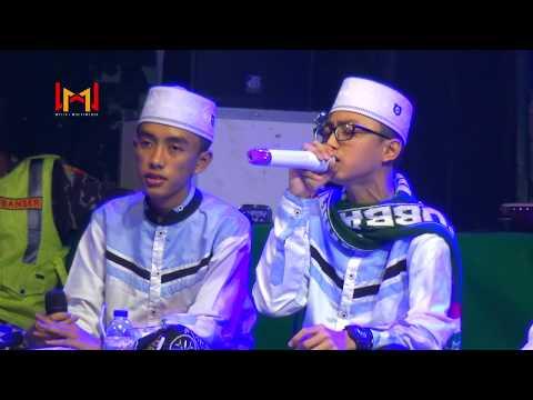 Syubbanul Muslimin - Assubhubada Voc. Hafidz Ahkam Feat Azmi (Live SMK PGRI 2 Kediri Bersholawat)