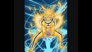 Todas as transformações de Naruto