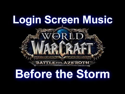 Xxx Mp4 Battle For Azeroth Login Screen Music Before The Storm Battle For Azeroth Main Title Music 3gp Sex