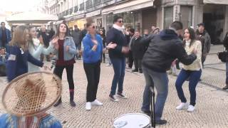 Baile en Portugal