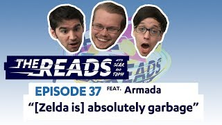 Armada Talks Sh*t || The Reads Episode 38 ft. Armada
