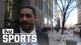 WWE'S ROMAN REIGNS -- UNDERTAKER'S AGE MEANS NOTHING... He Could Go Til He's 80 | TMZ Sports