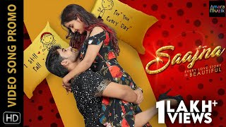 Saajna | Odia Music Album | Video Song Promo | HD | Sambeet | Sambhabana | Durga | Vighnanz