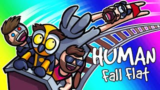 Human Fall Flat Funny Moments - Finding Frankenstein
