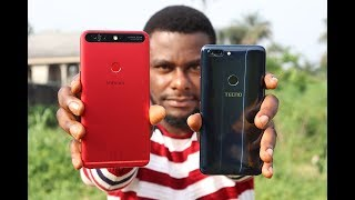 TECNO PHANTOM 8 VS INFINIX ZERO 5 FULL COMPARISON
