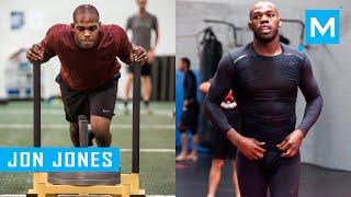 Jon Jones Strength Training Workouts | Muscle Madness