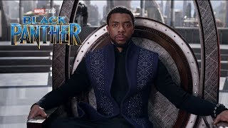 "Marvel Studios' Black Panther - ""Rise"" Spot - HD"
