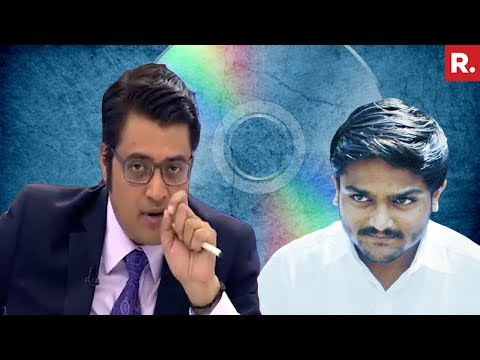 Xxx Mp4 Ashwin Patel On Hardik Patel S Sex Tapes The Debate With Arnab Goswami 3gp Sex