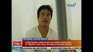 UB: Caretaker, arestado matapos nakawin at ibenta ang mga binabantayang baboy