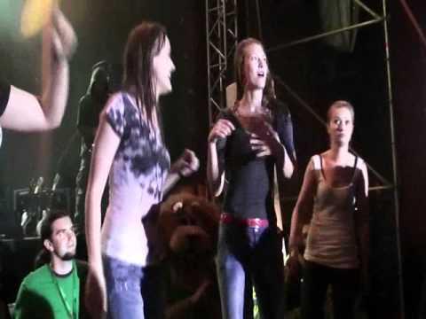 Miss Mokrego Podkoszulka Juwenalia PŁ 2011 plasterlodzki.pl