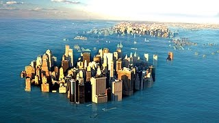 The World After Melting Ice Causes The Seas To Rise