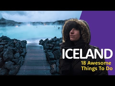 18 Awe Inspiring Things To Do in ❄ICELAND❄ Travel Better in Iceland 😮 🏞 😍