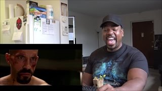 BOYKA: UNDISPUTED 4 Trailer & First Look Clip REACTION!!!