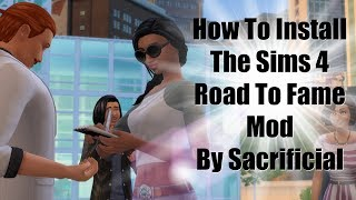 The Sims 4 Road To Fame Mod ( How To Download And Install)